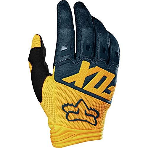 Fox Racing 2019 Dirtpaw Gloves (XX-LARGE) (NAVY/YELLOW)