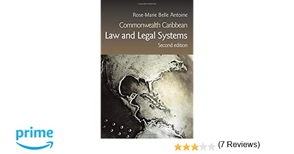 Commonwealth caribbean law and legal systems rose marie belle commonwealth caribbean law and legal systems rose marie belle antoine 9781859418536 amazon books fandeluxe Images
