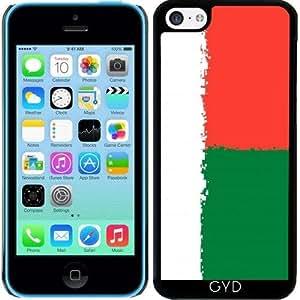Funda para Iphone 5c - 8 Bits Madagascar by Cadellin