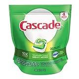 Cascade ActionPacs, Fresh Scent, Blue, 10. 8 oz Reclosable Bag, 20/Bag, 5 Bags/Carton