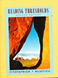 img - for Reading Thresholds by Carolyn H. Fitzpatrick (1998-09-30) book / textbook / text book