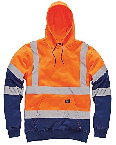 Dickies Visibility Hoodie Hooded Sweatshirt