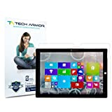 "Surface 3 Screen Protector, Tech Armor Anti-Glare/Anti-Fingerprint Microsoft Surface 3 (2015)[Not Pro 12""] Film Screen Protector [2-Pack]"