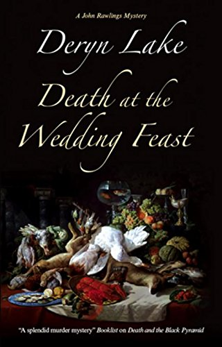 Death at the Wedding Feast (John Rawlings, Apothecary)