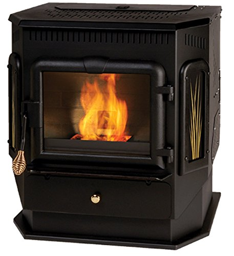 ENGLAND'S STOVE Summers Heat 49-SHCPM Pellet - Multi-Fuel...