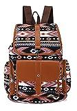 Backpack With Top Handle Ladies Casual Pack Organizer Rucksack For Weekender Satchel Black