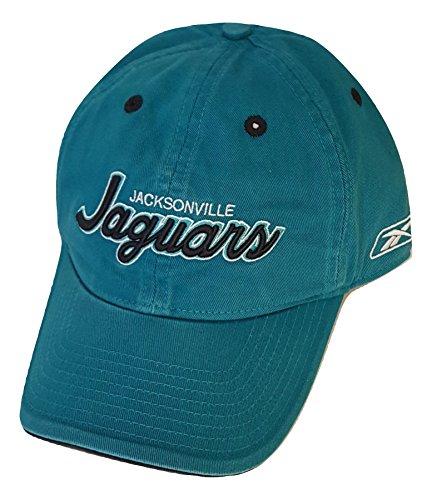 Reebok Jacksonville Jaguars Coachs Sideline Slouch Relax Strap Back Hat ()