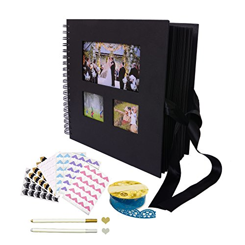 Scrapbook Photo Album, Photo Scrapbook, Wedding Guest, used for sale  Delivered anywhere in USA
