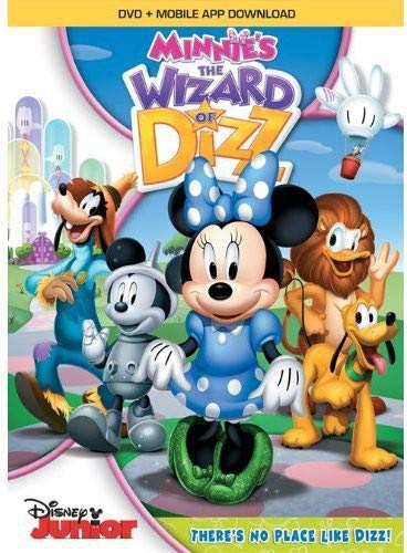 Disney Mickey Mouse Clubhouse: The Wizard Of ()