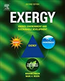 img - for Exergy, Second Edition: Energy, Environment and Sustainable Development book / textbook / text book
