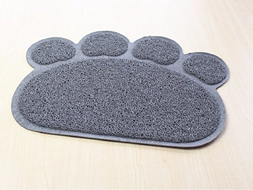 dahomemon-elegant-footprint-cat-litter-mat-size-45-x-60-cm-gray