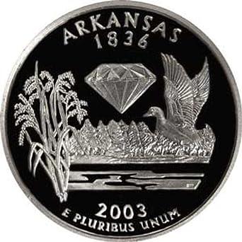 2003 S ARKANSAS *PROOF* STATE QUARTER   **FREE SHIPPING**