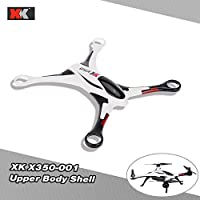 XK X350-001 Upper Body Shell Upper Body Cover for XK X350 RC Quadcopter