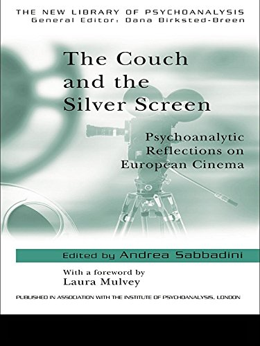 The Couch and the Silver Screen: Psychoanalytic Reflections on European Cinema (The New Library of - Screen Silver Video