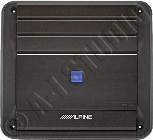 Price comparison product image Alpine MRX-F35 4 / 3 / 2 Channel X-Power Digital Amplifier