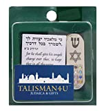 TALISMAN4U Protection CAR MEZUZAH with Travelers