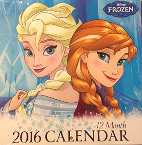 Disney Frozen 2016 Children's Calendar