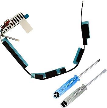 MMOBIEL Módulo con Cable Flex Compatible con señal de Antena, WiFi, GPS y Wireless WLAN (WLAN) para iPad Air 9.7 Pulgadas 2013