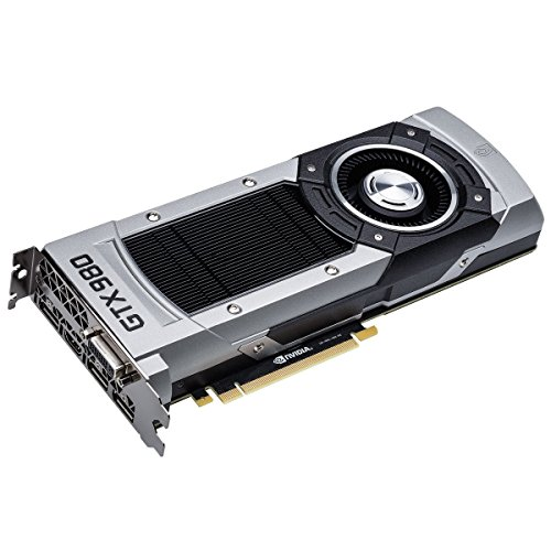 EVGA GeForce GTX 980 4GB GAMING,Silent Cooling Graphics Card