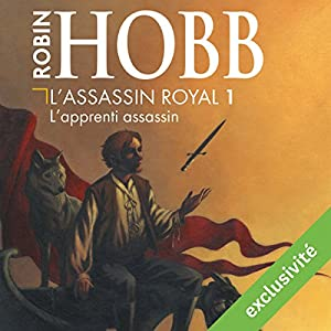 L'apprenti assassin (L'assassin royal 1) | Livre audio