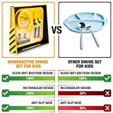 Dinneractive Dining Set For Kids - 3 PC