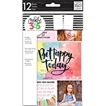 Me & My Big Ideas ALPS-04 The Happy Planner Mini Page Protector, Pocket Sheets