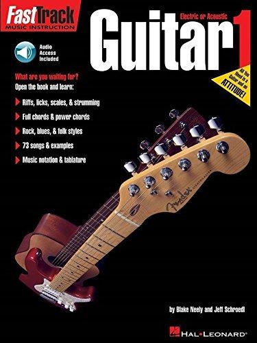 FastTrack Guitar Method - Book 1 (Fasttrack (Fast Track Book)