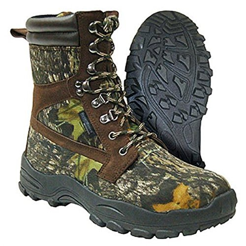 Itasca Mens Ghost Lake Mossy Oak 800g Thinsulate Boots (11) ()