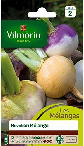 Sachet graines Navet en M/élange Vilmorin