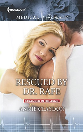 book cover of Rescued by Dr. Rafe