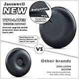 Jasonwell Snow Tube Inflatable Snow Sled Toboggan