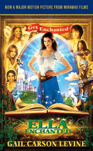 Ella Enchanted Gail Carson Levine product image