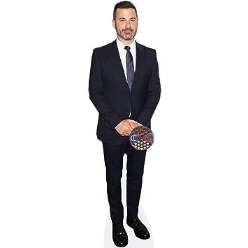 Amazon.com: Jimmy Kimmel (traje negro) Cartón de recortes ...