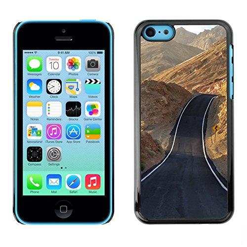 Premio Sottile Slim Cassa Custodia Case Cover Shell // F00006858 un long chemin // Apple iPhone 5C