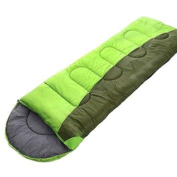 baijuxing Saco de Dormir Invierno Grueso Separado Sucio Impermeable al Aire Libre/Viaje / Campo 1.65 KG Anti-Kick es 210 + 75cm: Amazon.es: Hogar
