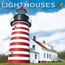 2016 Lighthouses Mini Calendar by TF Publishing (2015-08-16)