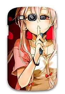 New Style Fashion Case Cover For Galaxy S3(mirai Nikki) 9272182K87483379