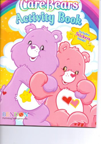 Care Bears Activity Book with Stickers