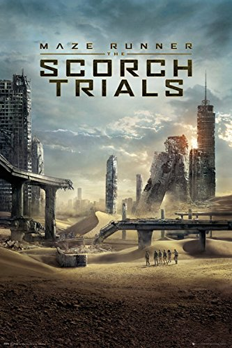 Maze Runner 2: The Scorch Trials - Movie Poster / Print (Regular Style A) (Size: 24'' x 36'') (By POSTER STOP ONLINE)