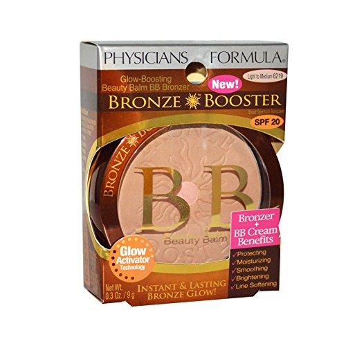 Bronze Booster Glow Boosting Pressed Bronzer - 3