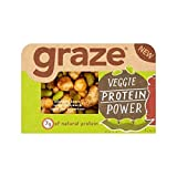 Graze Veggie Protein Power Snack 28g - Pack of 4