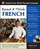 img - for Read & Think French with Audio CD by The Editors of Think French! magazine (2010-07-05) book / textbook / text book