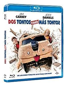 Dos Tontos Todavía Más Tontos [Blu-ray]