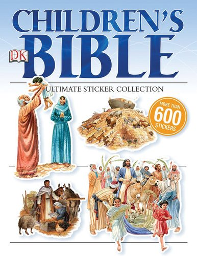 Ultimate Sticker Collection: Children's Bible (ULTIMATE STICKER COLLECTIONS)
