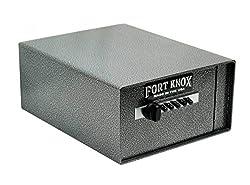 Fort Knox Personal Handgun Safe PB4 Review