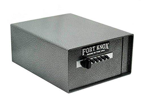 Fort Knox Personal Handgun Safe PB4 + Free Dean Safe 13.5