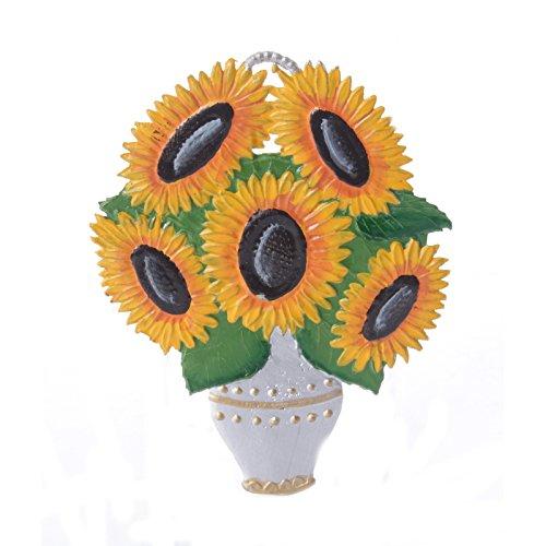 wter Pendant, Flower Vase with Sunflowers/Autumn 7 cm ()