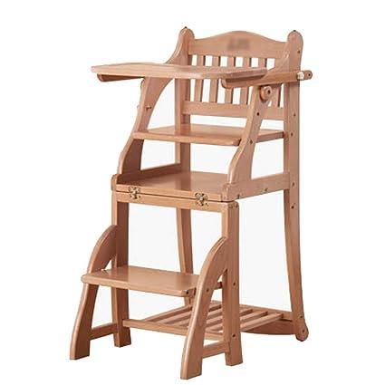silla comedor Silla de comedor para niños Silla plegable ...
