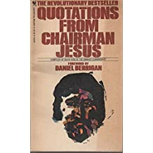 Quotations From Chairman Jesus