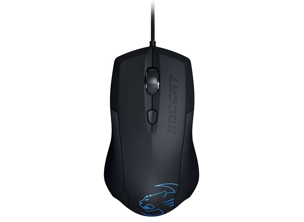 ROCCAT ROC-11-310-AM LUA Tri-Button Gaming Mouse, Black